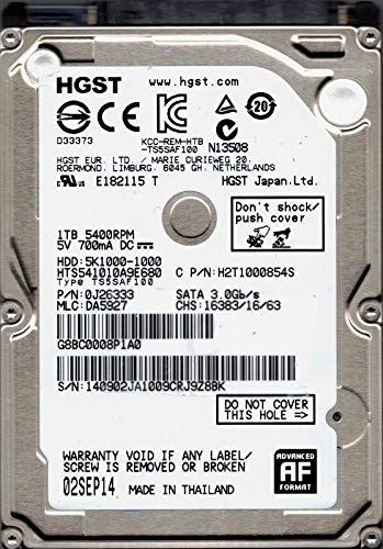 HGST HTS541010A9E680 WINDOWS 10 DOWNLOAD DRIVER