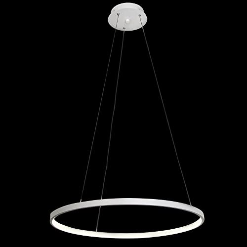 23.5 Modern Decorative Rings Lighting Ceiling Light Pendant Adjustable