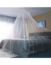 Sekey Mosquitera para individual/doble Bette   Red contra Mosquitos con Kit de colocación   Mesh antinsectos   Protección antimosquitos, rápida y fácil instalación