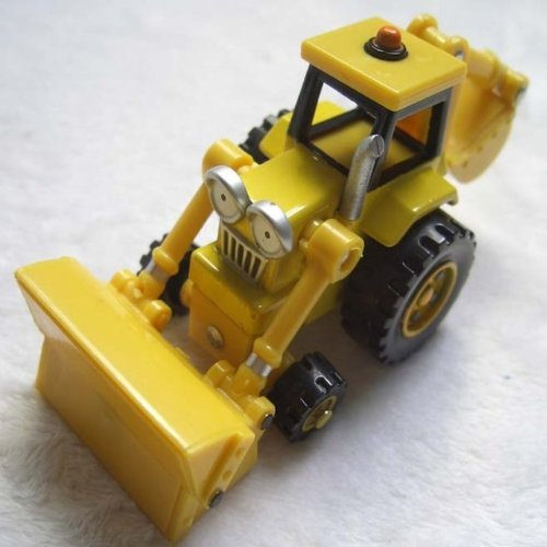 Take Along Tumbler (Diecast Vehicle in the Bob the Builder Take Along Series SCOOP (Loose))