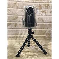 Brinno TLC200PRO HDR Time Lapse Video Camera + Weather Resistant Housing ATH120 + Smartec Flexible Tripod