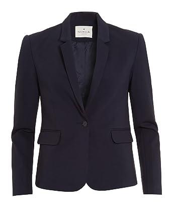 Rosemunde Damen Lana Blazer, navy blau Jersey Jacke, Blau  Amazon.de ... 4d3d6cdb16