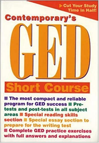 Book Contemporary's GED Short Course