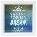 Splosh Change Box Coin Money Savings Fund Jar Container for Dream Fulfillment (Saving For My Dream) by ing