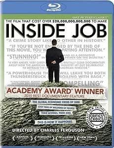 Inside Job [Blu-ray]