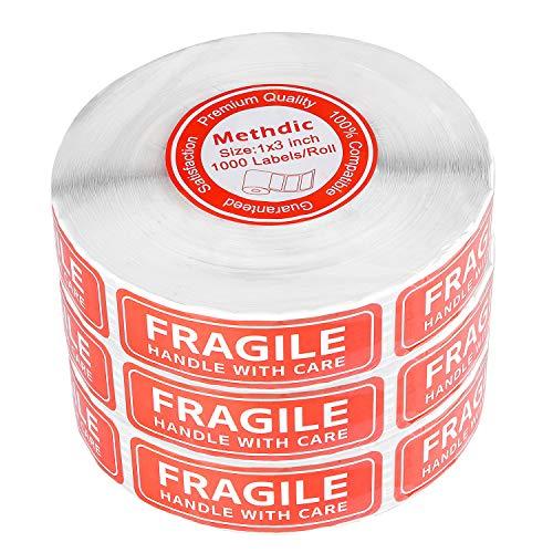 Methdic 3000 Labels/3 Rolls 1