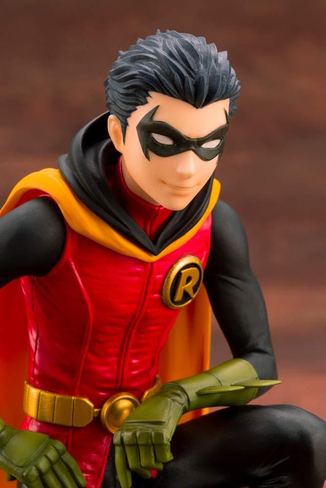7 Scale Statue DC Comics Damian Wayne Robin Ikemen 1