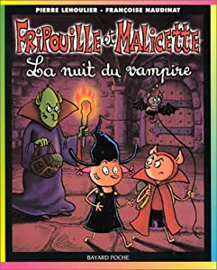 "Afficher ""Fripouille et Malicette n° 3 La nuit du vampire"""