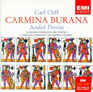 Carmina Burana (Best Recording Carmina Burana)