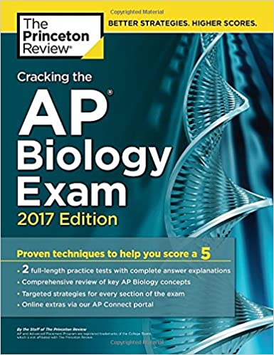 Amazon.com: Cracking the AP Biology Exam, 2017 Edition: Proven ...
