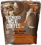 iced mocha mix - Jet Blended Ice Coffee, Big Bean Mocha, 3 Pound