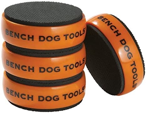 Pack of 2 Bench Dog Bench Cookie Risers