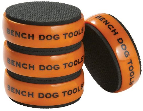 "Benchdog 989466 Bench Cookie™ Work Grippers 4pk 3"" x 1"""