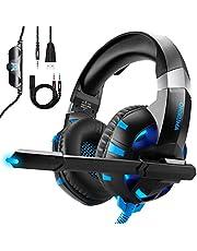 Oferta en Auriculares Gaming con Micrófono, varios colores