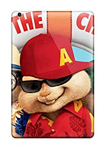 Hot Snap On Case Cover Skin For Ipad Mini 3(alvin And The Chipmunks 3)