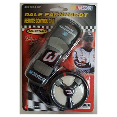 2002 Columbia Telcomm Dale Earnhardt Remote Control Car (Nascar Remote Control Car)
