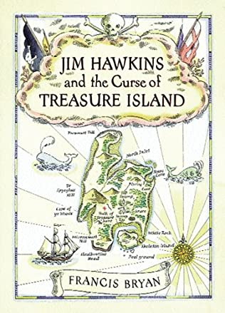 book cover of Jim Hawkins and the Curse of Treasure Island