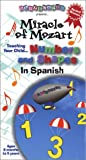 Numbers & Shapes in Spanish [VHS]