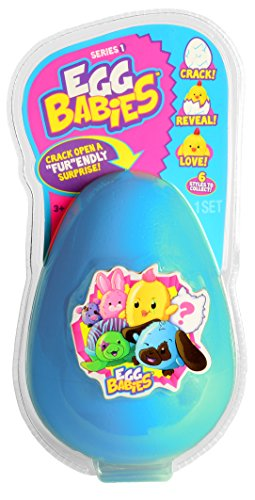 Egg Babies Collectable Plush,  perfect for Easter, Birthdays or an everyday gift