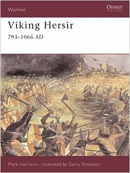 Book Viking Hersir 793-1066AD, (Warrior Series, No. 3)