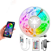 FIta Led Colorida 5 Metros 5050 Wifi - Controle de por App e Voz - Alexa e Google Home