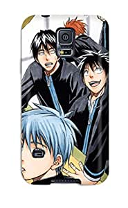 Best 8510236K45440376 New Fashionable Cover Case Specially Made For Galaxy S5(kuroko No Basuke)