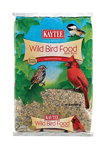 Kaytee Best Quality Wild Bird Seed Millet,Milo 20 Lbs