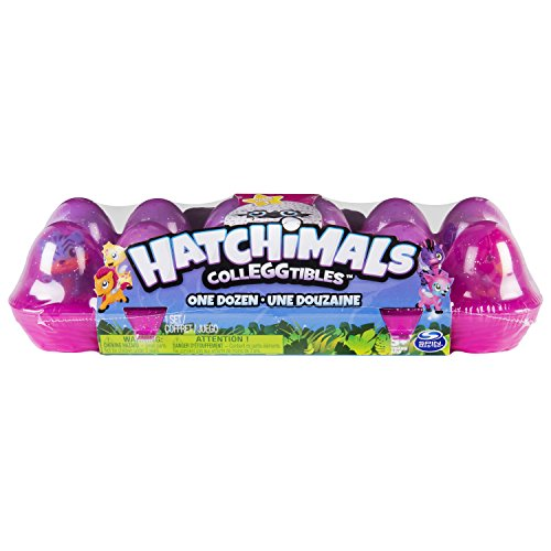 Hatchimals - CollEGGtibles 12-Pack Egg Carton Season 1, Ages 5 & Up -