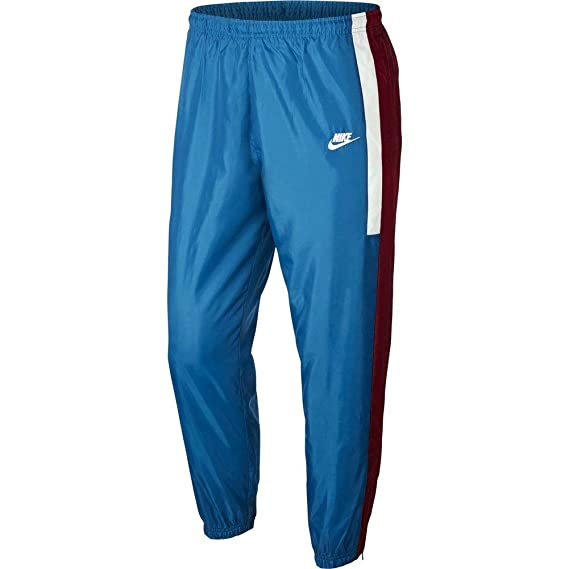 5f2aeb07d583 Nike Sportswear Re-Issue Pants Men Turquoise  Amazon.co.uk  Clothing
