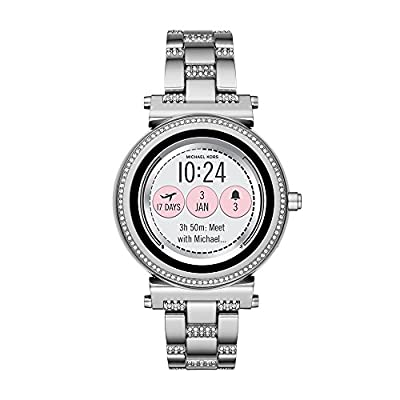 Michael Kors Access Womens MKT5036 - Sofie Connected from Michael Kors Access