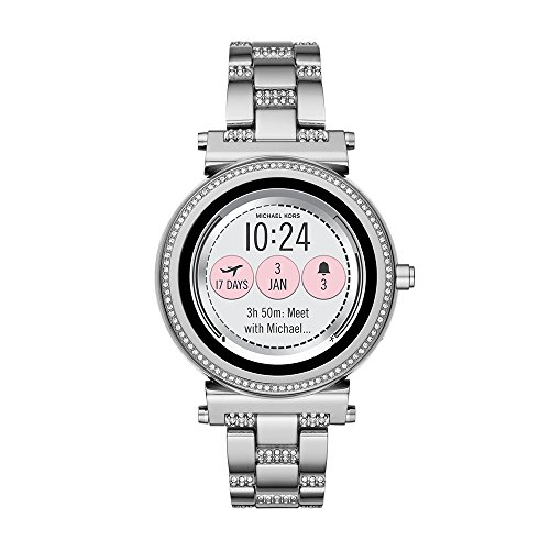 Michael Kors Access Sofie Touchscreen Smartwatch (The Best Text Tones)
