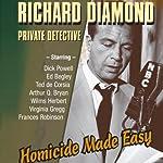 Richard Diamond: Private Detective: Homicide Made Easy | Blake Edwards