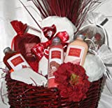 The Twelve Steps to Relaxation Spa Gift Basket