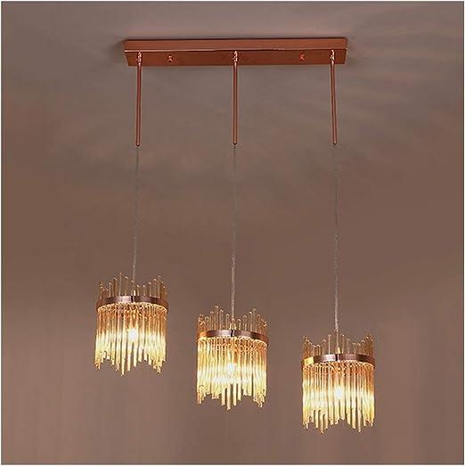 NIUZIMU Candelabros Luces Colgantes Sencillas Nordic Moderno LED ...