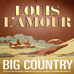 Big Country, Vol. 2 Audiobook