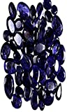 WHOLESALE LOT LARGE 2500Ct NATURAL BLUE SAPPHIRE MIX CAB New Year And Christmas Sale