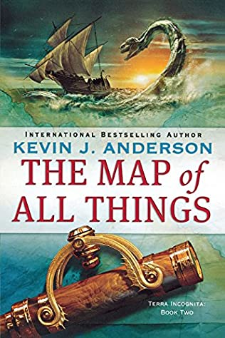 book cover of The Map of All Things