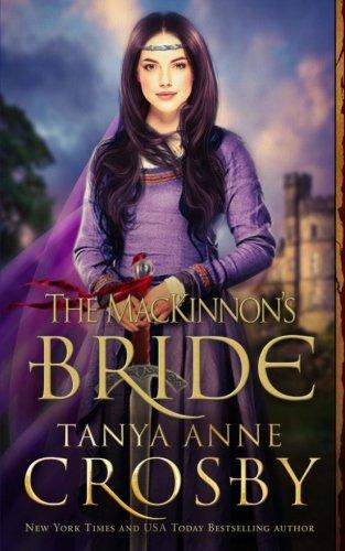 book cover of The MacKinnon\'s Bride