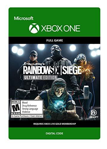 Tom Clancy's Rainbow Six Siege Year 4 Ultimate Edition - Xbox One [Digital Code]