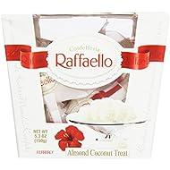 Ferrero Raffaello Almond Coconut Treat, 5.3 oz. (Pack of 6)