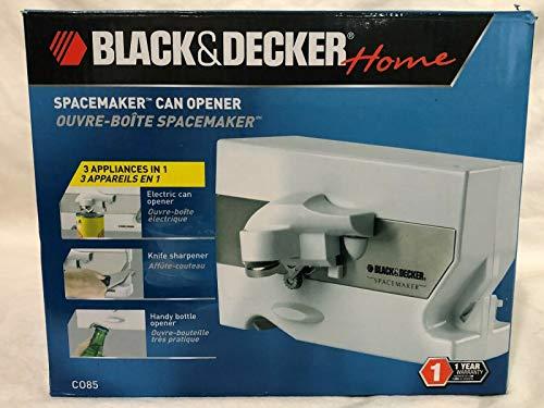Black & Decker CO85 Spacemaker Can Opener
