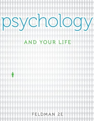 Psychology & Your Life and Connect Access Card -  Robert Feldman, 2nd Edition, Paperback