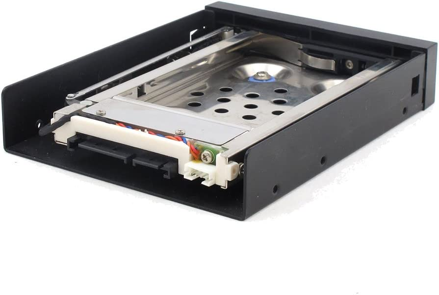 3.5 SATA Trayless Hot Swap Mobile Rack for 2.5 SATA SSD SEDNA HDD