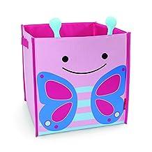Skip Hop Zoo Large Storage Bin, Blossom Butterfly
