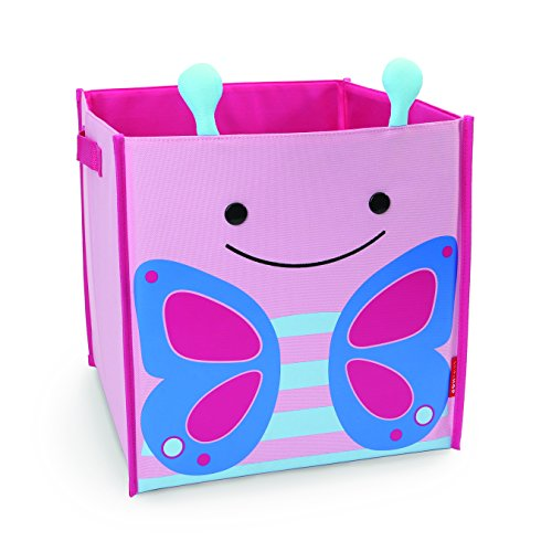 Skip Hop Zoo Large Storage Bin, Blossom Butterfly by Skip Hop