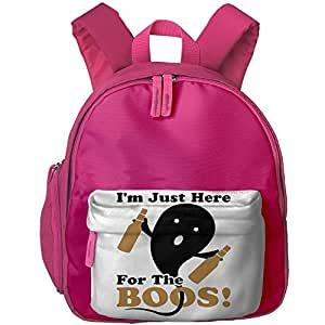 I'm Just Here For The Boos Student Oxford Cloth Outdoor Bag