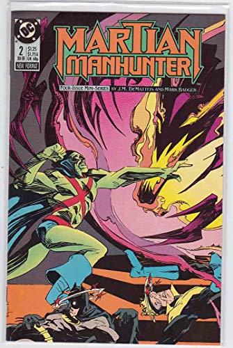 Martian Manhunter #2 (1988)