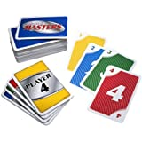 Phase 10 Masters Edition Card Game by Mattel
