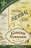 Cheap Mate Factor Functional Herbal Blends – Ginger Turmeric with Black Pepper 20 Bag(S)