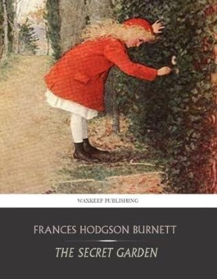 book cover of The Secret Garden